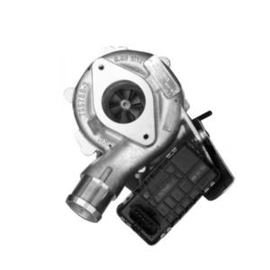 Turbosuflanta Ford 2.2 TDCi 153 cp