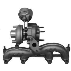 Turbosuflanta Skoda 1.9 TDI 100 cp